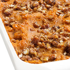 Sweet Potato Pecan Bake